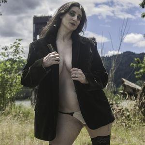 Suits & Blazers - Viscose Velvet Blazer